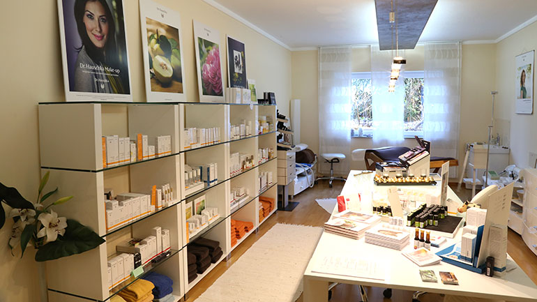 Permanent Makeup Behandlungsraum