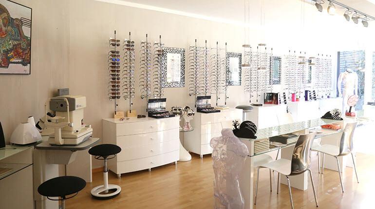 Brillenkunst Brillenauswahl
