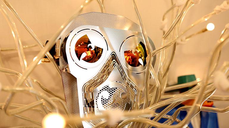 Brillenkunstwerk - Individuelle Brillen